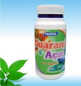 guaraná açaí pronaturais promel